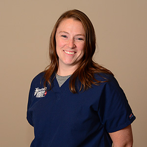 Lisa Christlieb, RVT – Lead Surgery Technician
