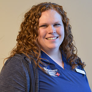 Amy Snyder, Veterinary Assistant